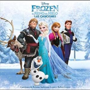 Frozen canciones