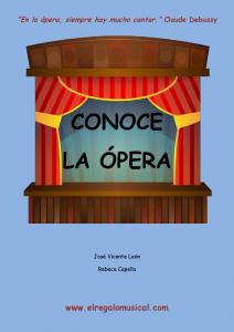 Portada conoce la ópera