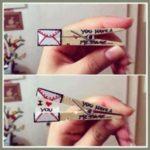 Manualidades románticas para San Valentín