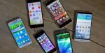 Los móviles más vendidos en Amazon