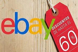 descuentos ebay