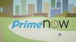 Amazon Prime Now: productos frescos en una hora