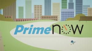 amazon prime now madrid