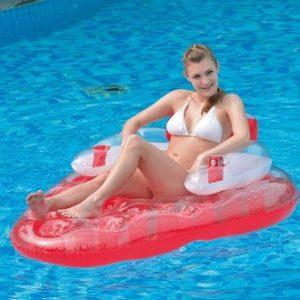 colchoneta para adultos piscina