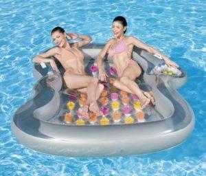 colchonetas piscina originales