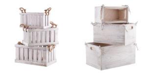Cajas de madera baratas al por mayor