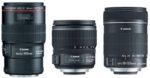 Los mejores objetivos Canon baratos en oferta para comprar online