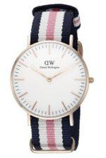 ¡Oferta! Reloj de mujer Daniel Wellington barato. 72,90 euros. Descuento del 48%