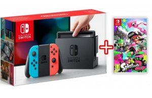 nintendo switch mejor precio comprar online