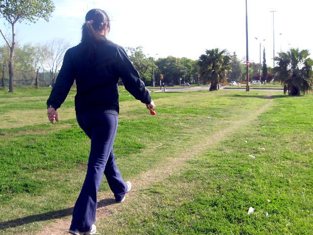 caminar 10000 pasos diarios