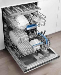 limpiar lavavajillas por dentro
