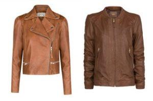 Comprar chaqueta de cuero barata