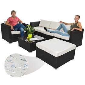 Muebles para jard n de rat n baratos el mejor ahorro for Muebles ofertas online