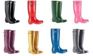 mejores botas de agua hunter comprar online baratas ofertas