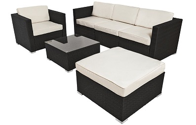 Best muebles de jardin ofertas ideas awesome interior for Muebles rattan jardin baratos
