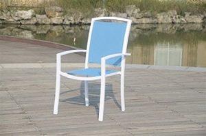 Muebles de jard n con mesa y sillas el mejor ahorro for Sillas jardin baratas