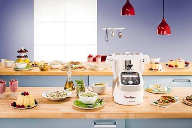 Mejor robot de cocina programable el mejor ahorro - Robot de cocina barato y bueno ...