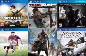 Aqui Mejores Juegos Ps4 Baratos 2017 El Mejor Ahorro