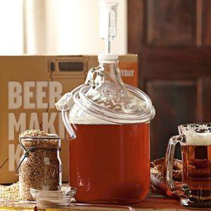 kit para elaborar cerveza en casa