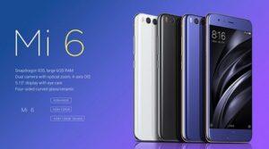 Xiaomi-Mi6 comprar barato online