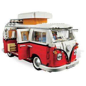 furgoneta volkswagen lego comprar barata