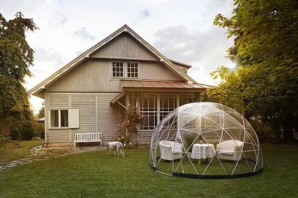Garden igloo comprar online barato el mejor ahorro for Cobertizo jardin barato