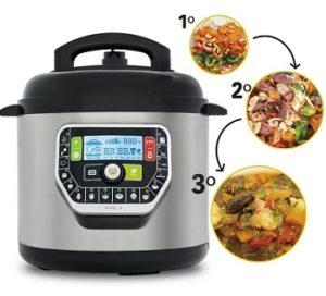 Comparativa robot de cocina los mejores el mejor ahorro for Cual es el mejor robot de cocina
