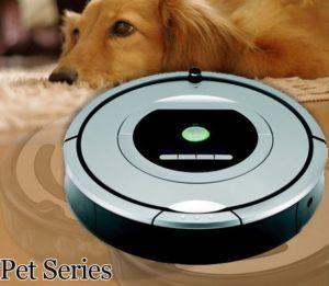mejor robot aspirador para mascotas
