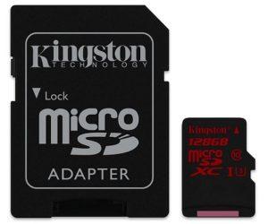 tarjeta de memoria kingston 128 gb oferta comprar online