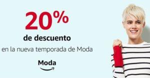 oferta cupon-descuento amazon-moda