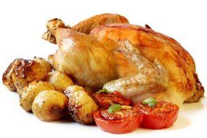 mejores maquinas de asar pollos en casa