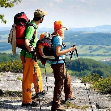 bastones trekking mejor precio