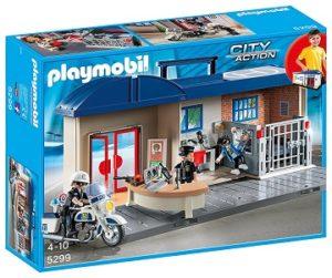 playmobil comisaria de policia mejor precio