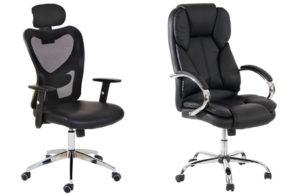 sillas de oficina mejores precios