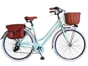 bicicleta de paseo mujer barata