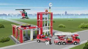 comprar estacion de bomberos lego city online ofertas