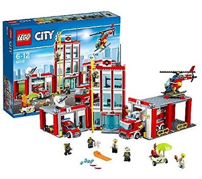 estacion de bomberos lego city mejor precio