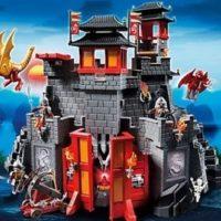 gran castillo dragon asiatico playmobil mejor precio
