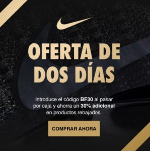 ofertas nike black friday chollos