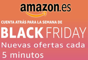 blac kfriday-Amazon 2017 chollos