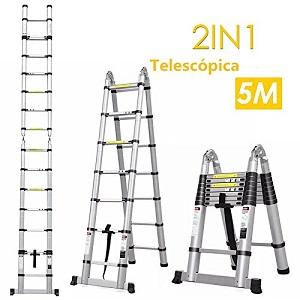 que escalera telescopica comprar online