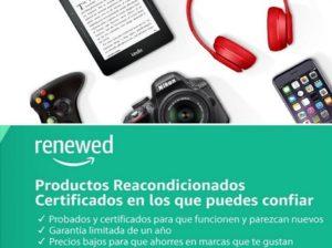 amazon renewed reacondicionados