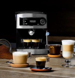 cafetera cecotec espresso mejor precio online