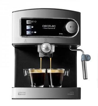 cafetera cecotec power-espresso barata