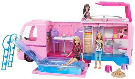 caravana barbie mejor precio online
