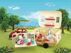 caravana sylvanian families mejor precio