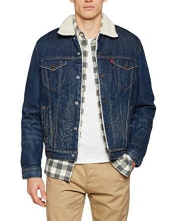 chaqueta levis type 3 mejor precio online