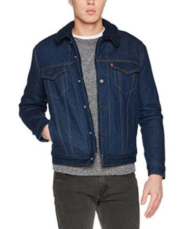 chaquetas levis hombre comprar online