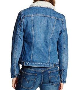 chaquetas mujer levis baratas online