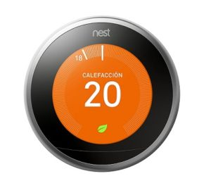 mejor termostato inteligente nest